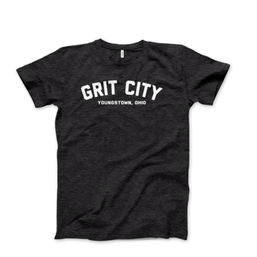 Grit City Dark Grey