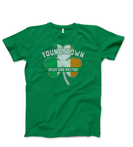 Youngstown Irish Kelly Green